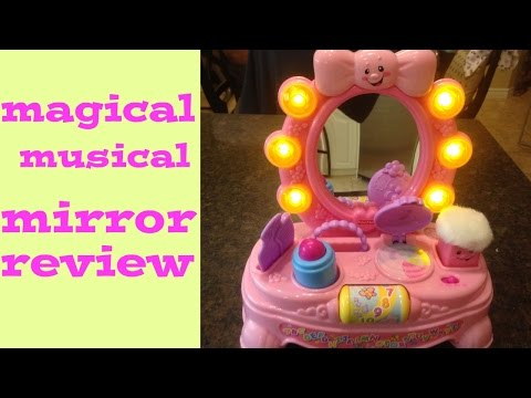 Fisher Price Laugh and Learn Musical Magical Mirror Review