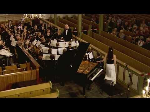 Warsaw Concerto (Addinsell) - Ani Avramova (piano) & Harmony Orchestra 'Prinses Irene Huizen' Netherlands. (Full version)