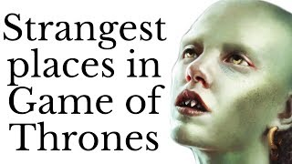Video East: the strangest places in Game of Thrones? MP3, 3GP, MP4, WEBM, AVI, FLV Desember 2018