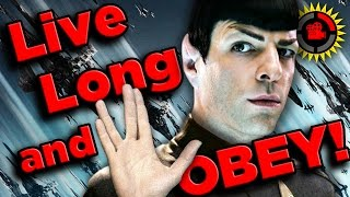 Video Film Theory: Why The Star Trek Federation is Fascist MP3, 3GP, MP4, WEBM, AVI, FLV Januari 2018