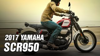 4. 2017 YAMAHA SCR950 SPEC
