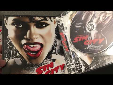 SIN CITY [KIMCHIDVD] DIGIPACK BLU RAY REVIEW