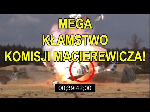 Mega Kłamstwo Komisji Macierewicza