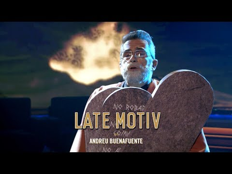 "LATE MOTIV - Monólogo de Andreu Buenafuente. ""Filosofía"" | #LateMotiv446"
