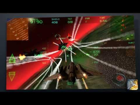 Video of Fractal Combat X