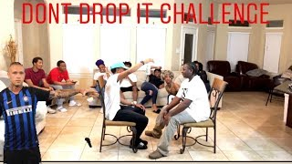 DROP IT CHALLENGE FT THE GANG!! (EXTREMELY FUNNY)