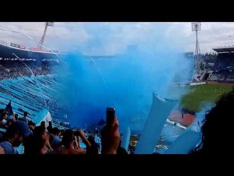 Belgrano vs Talleres 2017 - Recibimiento - Los Piratas Celestes de Alberdi - Belgrano