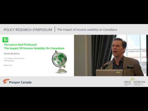 Pervasive and profound: The impact of income volatility on Canadians