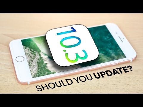 iOS 10.3 Review - Should You Update?
