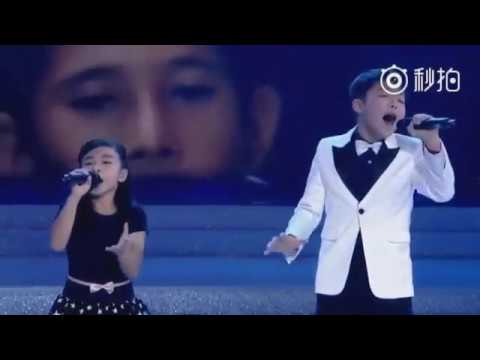 You Raise Me Up Celine Tam 譚芷昀 Miss World 2017 Live Duet Performance