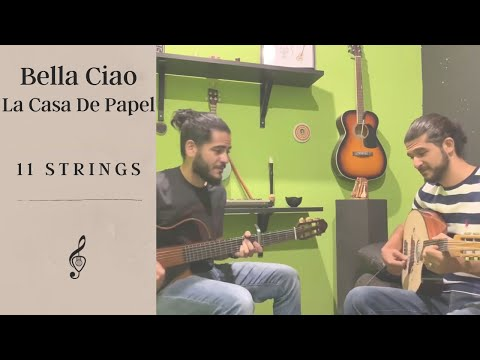 La Casa De Papel - Bella Ciao Oud Cover by 11 Strings