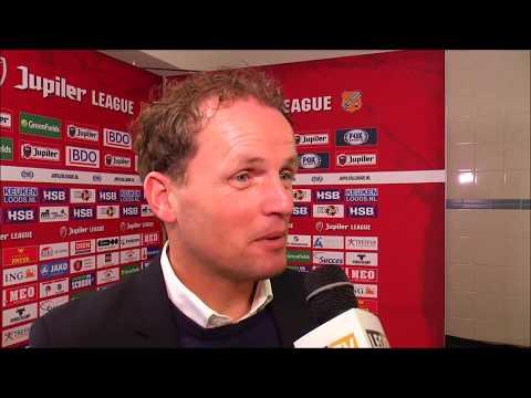 Hulshoff na FC Volendam - SC Cambuur