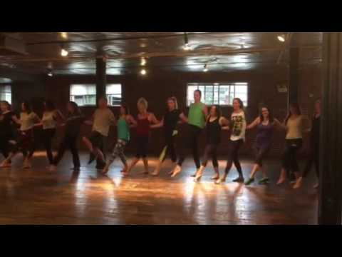 Glam -Electro Swing remix by Dimie Cat -Burly Q at Vega Dance Lab