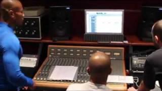 Shurik'n en studio aujourd'hui  pour son second album avec Saïd