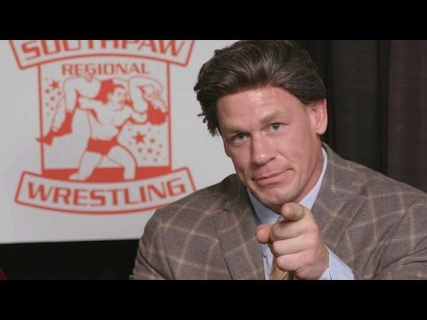 Southpaw Regional Wrestling is finally unleashed: Southpaw Regional Wrestling - Episode 1
