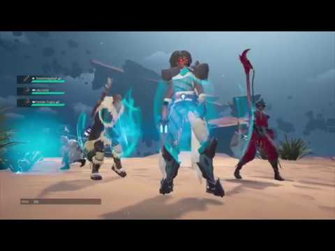 Dauntless gameplay | New game (PS4/Xbox one)