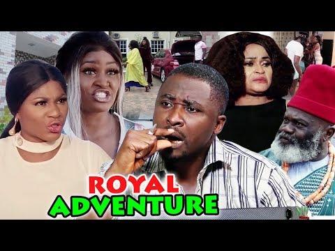 Royal Adventure FINAL Season 5&6 -NEW MOVIE' Onny Micheal & Destiny Etiko 2019 Latest Nigerian Movie