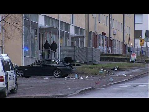 Επτά τραυματίες από « τρελή κούρσα αυτοκινήτου » έξω από σταθμό του μετρό στο Ελσίνκι