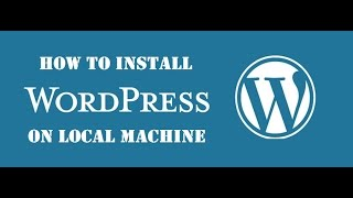 In this tutorial i will teach  how to install WordPress on local computer.If you want to learn WordPress theme customization , please see our tutorial from beginning. you need not go to other training center for WordPress theme customization. Our courses are enough for you to learn from the basics to advance of WordPress theme customization.Subscribe our channel now to get new video tutorial!our Chanel link: https://www.youtube.com/c/techsupportbdyou can find me on facebook Our Facebook Group :- https://www.facebook.com/groups/TechS...