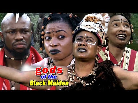 Gods Of The Black Maiden Season 1 - New Movie | 2019 Latest Nigerian Nollywood Movie Full HD
