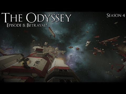 Space Engineers: The Odyssey: Season 4: Episode 8: Betrayal!
