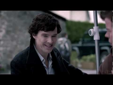 Video: Sherlock vs Sherlock – Hilarious Mash-up