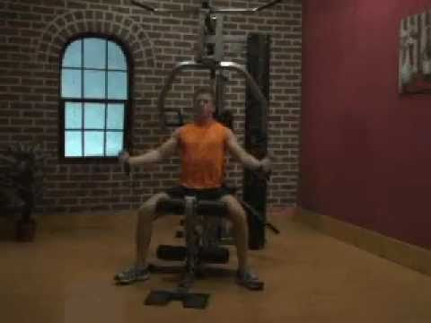 Strength Training Fitness Equipment | BodyCraft XpressPro Home Gym