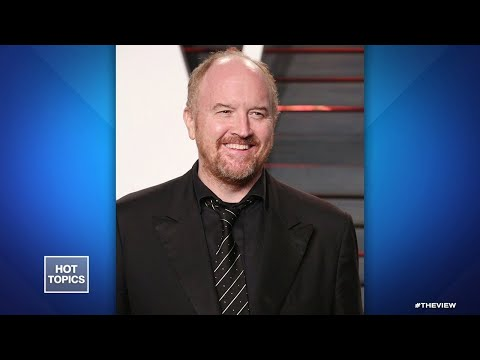 "Louis C.K. No Longer ""Cancelled""? 