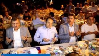 Zeytinburnu Belediyesi Sokakİftarının Konuğu Avrupa Birliği Bakanı Egemen Bağış'dı