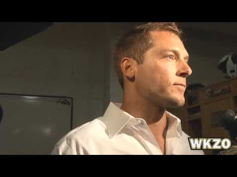 WMU Head Football Coach PJ Fleck discusses the Broncos' new 2013 uniforms