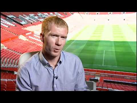 soccer am football - Scholes on Soccer AM 15th Oct 2011 fun fact : he scores goals.