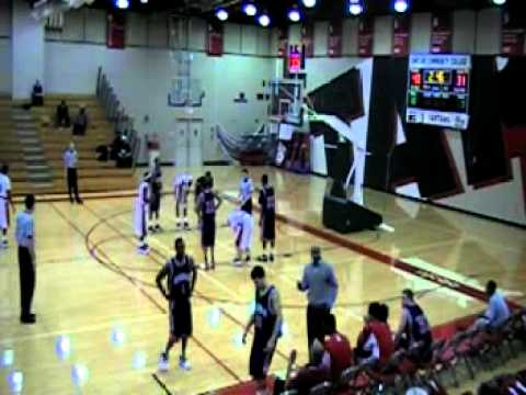 Mark Anderson  #3 light jersey  vs Cinn St Part 4