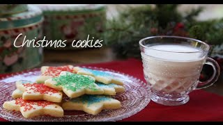 Christmas cookies video