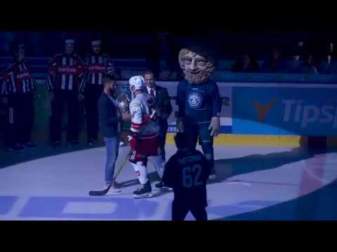 1. forduló HK Nitra- DVTK Jegesmedvék 6-1