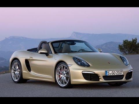 New Porsche Boxster 2012 official video (Motorsport)