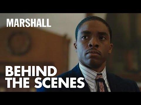 Marshall (Featurette 'Chosen Words')