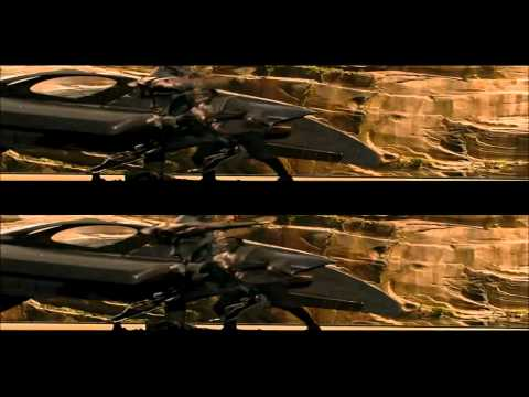 3D Star Wars: Episode III - Revenge of the Sith (2013) Movie Trailer
