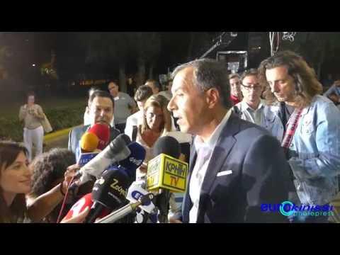 Οι δηλώσεις των πολιτικών αρχηγών μετά την ολοκλήρωση του debate