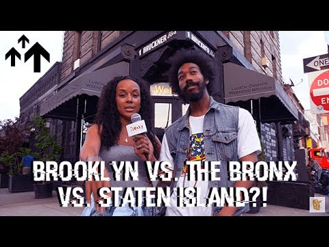 bronx vs brooklyn Which borrough is better quality let's hear itespecially from you people in the nyc area i'm leaving out manhattan and staten island to more fair.