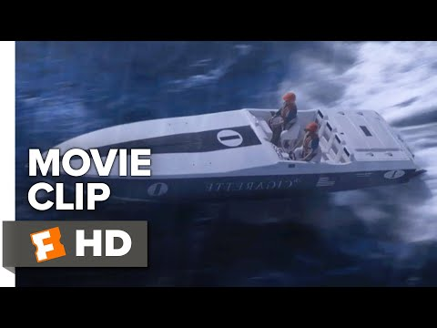 Speed Kills Movie Clip - Fighting The Waves (2018) | Movieclips Indie