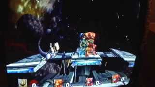 Samus Aran's the Vortex of Destiny