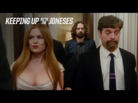 Keeping Up With the Joneses | Watch it Now on Digital HD | 20th Century FOX