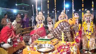 Shri Ram Vivah Shri Ramleela Mela Vdisha 9th Day 22.01.2019