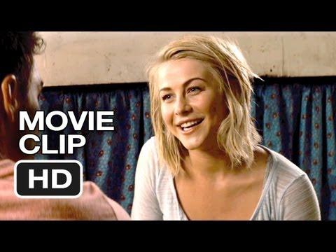 Safe Haven Movie CLIP - Kitchen Floor (2013) - Julianne Hough Movie HD