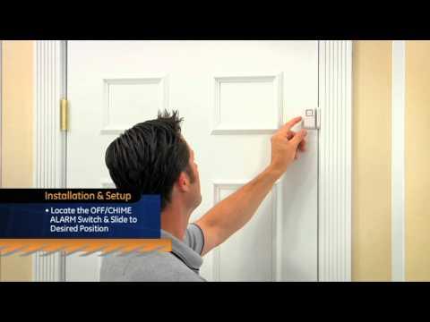 GE Personal Security - Window / Door Alarm