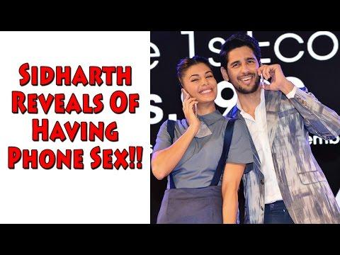Koffee With Karan 5: Sidharth Malhotra Reveals Of Having Phone Sex