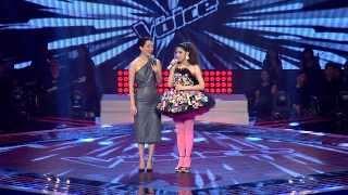 The Voice Thailand - ฟางข้าว ณัชชา - สาวรำวง - 7 Dec 2013