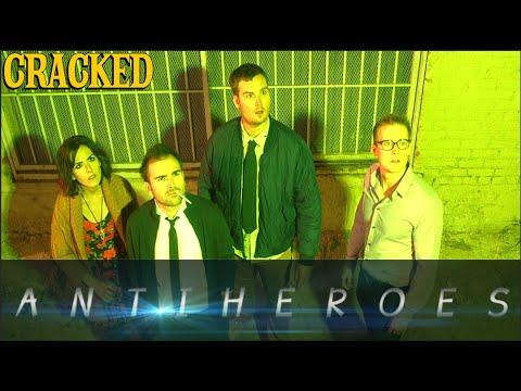 ANTIHEROES - Cracked Series Trailer