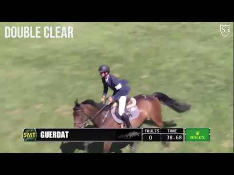 Third place with Venard de Cerisy in the Friends of the Meadows Grand Prix 2019 presented by ROLEX