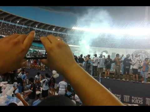 Racing Club de Avellaneda 14/12/14 - La Guardia Imperial - Racing Club